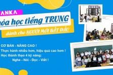 Lớp học tiếng Trung cho người mới bắt đầu tại Hà Nội