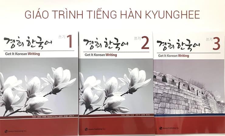 giáo trình tiếng Hàn kyung hee