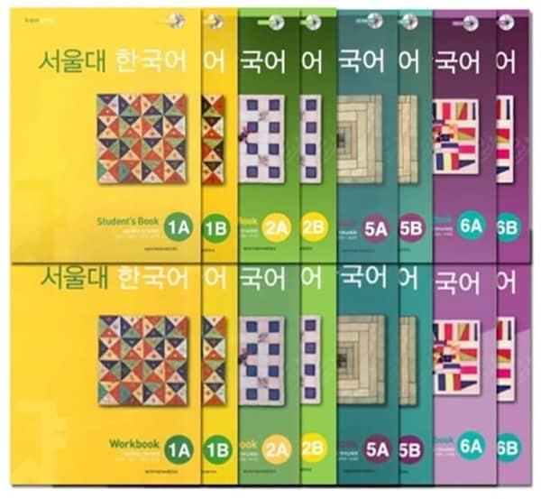 giáo trình tiếng hàn seoul