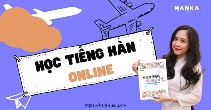 khóa học tiếng hàn online miễn phí tốt nhất hiện nay